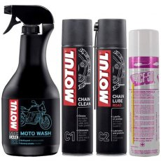 Oils, Lubricants & Cleaning